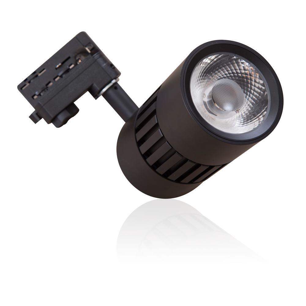 <p>Category: INDOOR</p><br/><h1>TRACK LED</h1><br/><p>Light Source: LED CITIZEN COB<br><br>Lamp Power: 15W, 20W 30W, 40W AND 45W<br><br>Lamp Luminous Flux:&nbsp; 1,300 TO 5,000 LUMEN<br><br>Efficiency:&nbsp; 100LM/W<br><br>Color Temperature: 2,700K TO 4,000K<br><br>Beam Angle:&nbsp; 10°, 23° AND 38°<br><br>CRI: &gt;80 , PF:&nbsp;&nbsp; &gt;0.90<br><br>Voltage:&nbsp;&nbsp; 100-240VAC<br><br>Protection Degree: IP44<br><br>Body Material: Aluminum<br><br>Size:&nbsp;&nbsp; 70x129mm (15W), 90x160mm (20w), 90x160mm (30W), 110x90mm (40W), 110x90mm (45W)<br><br></p>